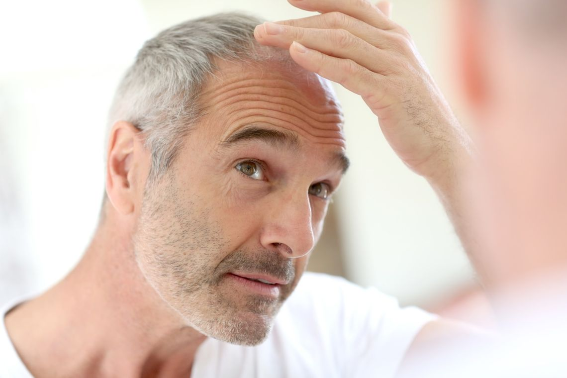 PRP treatment for hair regrowth